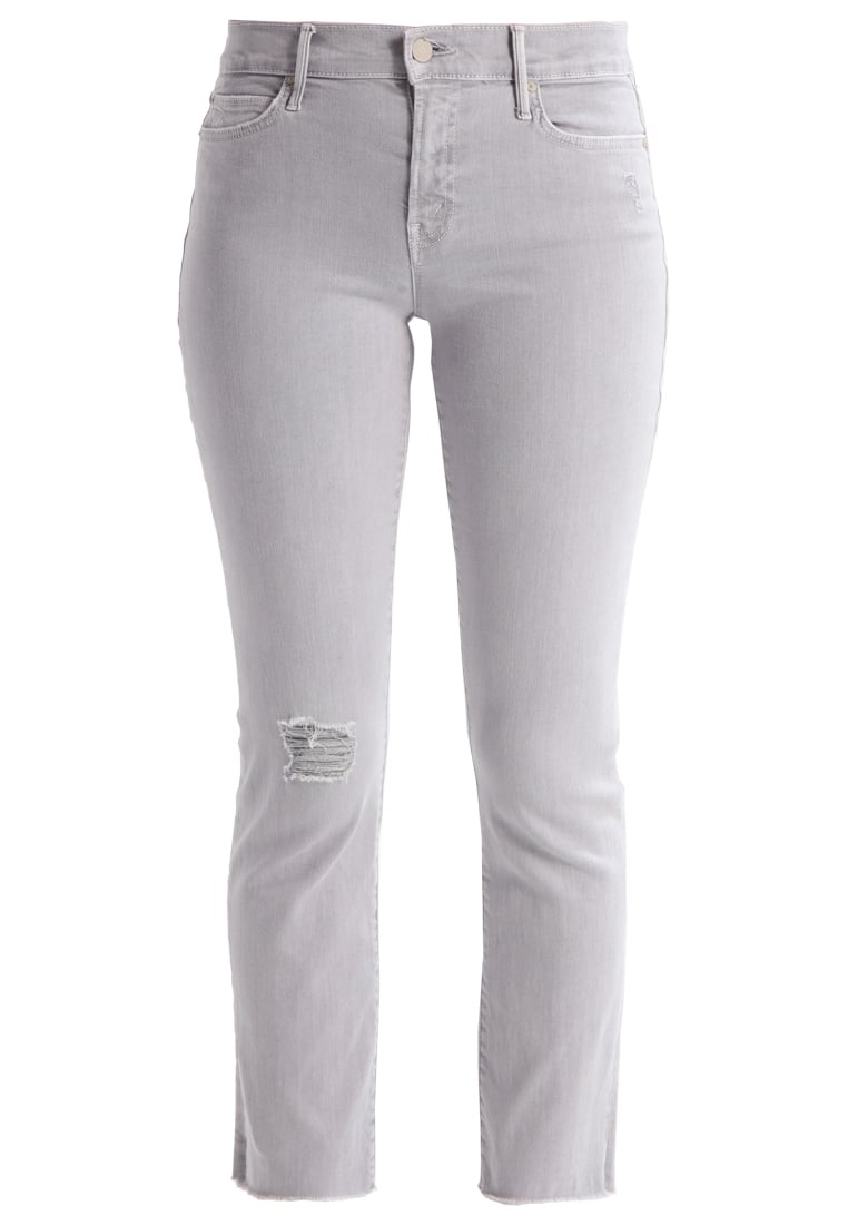 Mother Jeans Skinny Fit soft grey - 1845-352