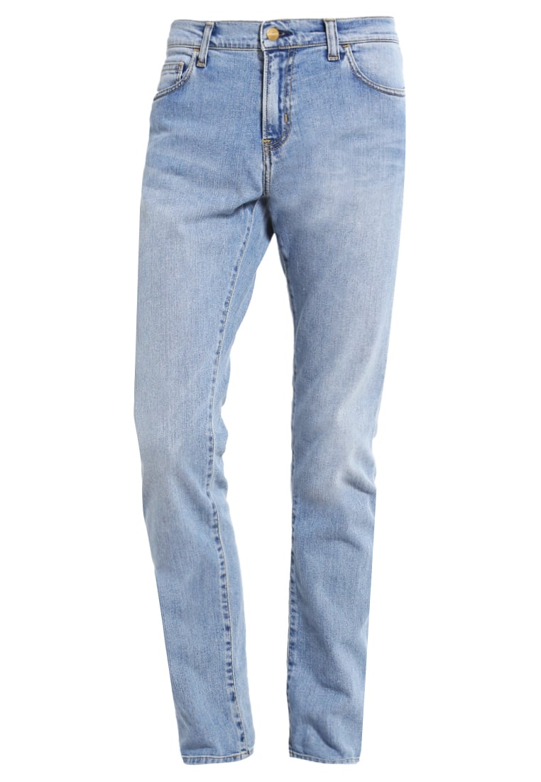 Carhartt WIP REBEL Jeansy Relaxed fit blue true bleached - I015331