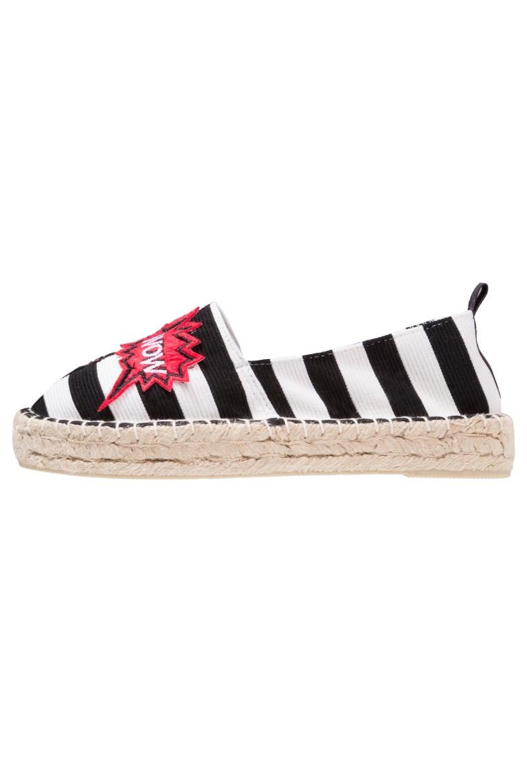 Colors of California Espadryle black - HC.CHESPA26-2S17