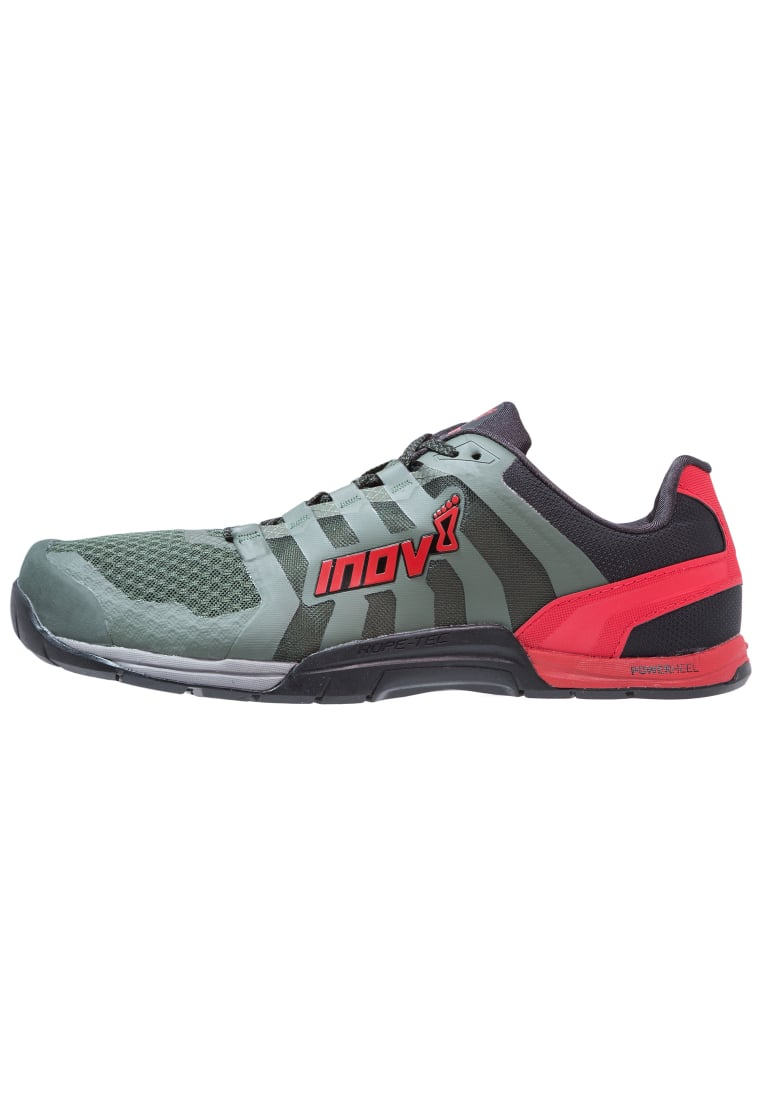 Inov8 FLITE 235 Buty treningowe dark green/black/red - 000599