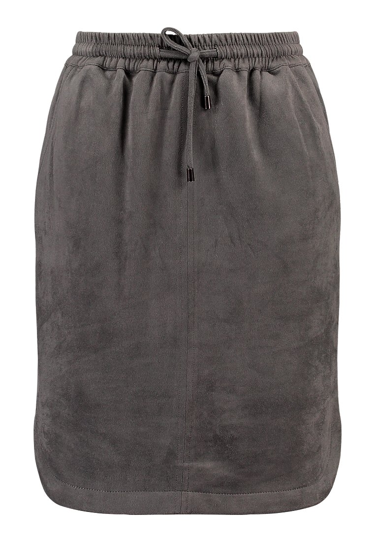 Soft Rebels EASA SKIRT Spódnica ołówkowa ash grey - SR118-502