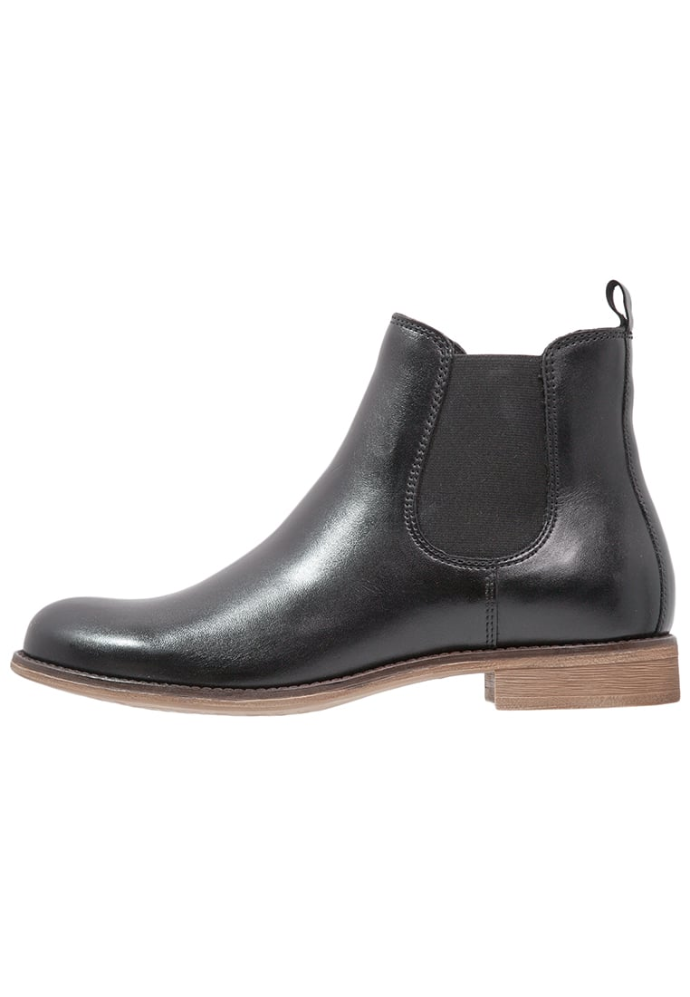 Pier One Ankle boot black - 2372 F.Assen