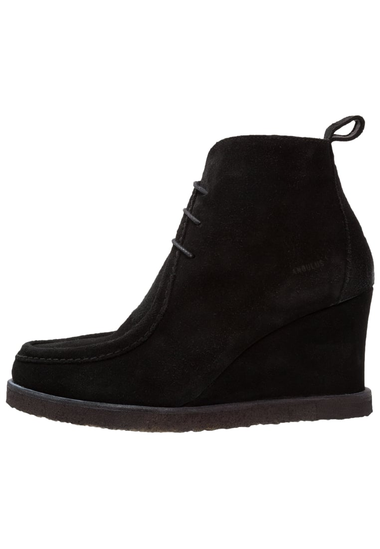 ANGULUS Ankle boot black - 7437-103