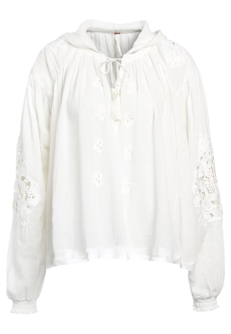 Free People TROPICAL SUMMER Tunika ivory