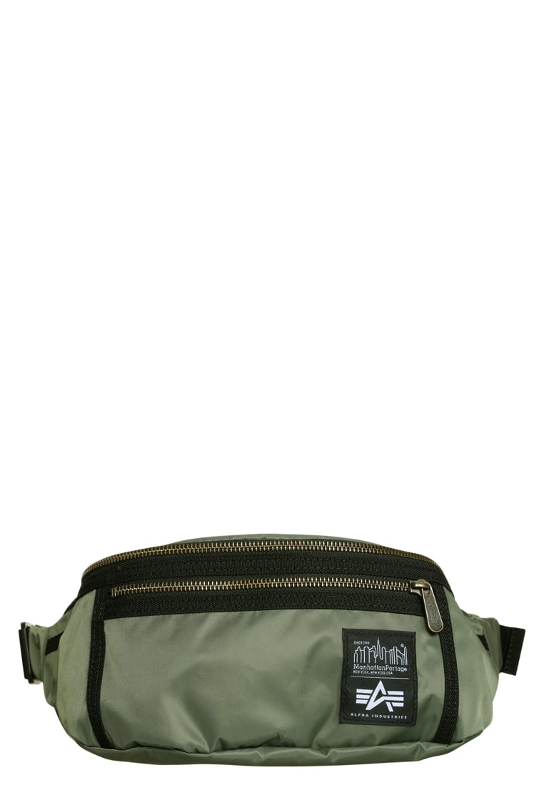 Alpha Industries Saszetka nerka sage green - 176904