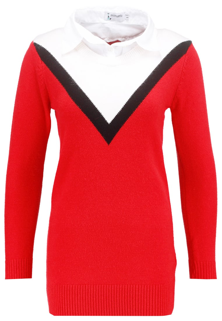 Minueto Sweter red - 162091