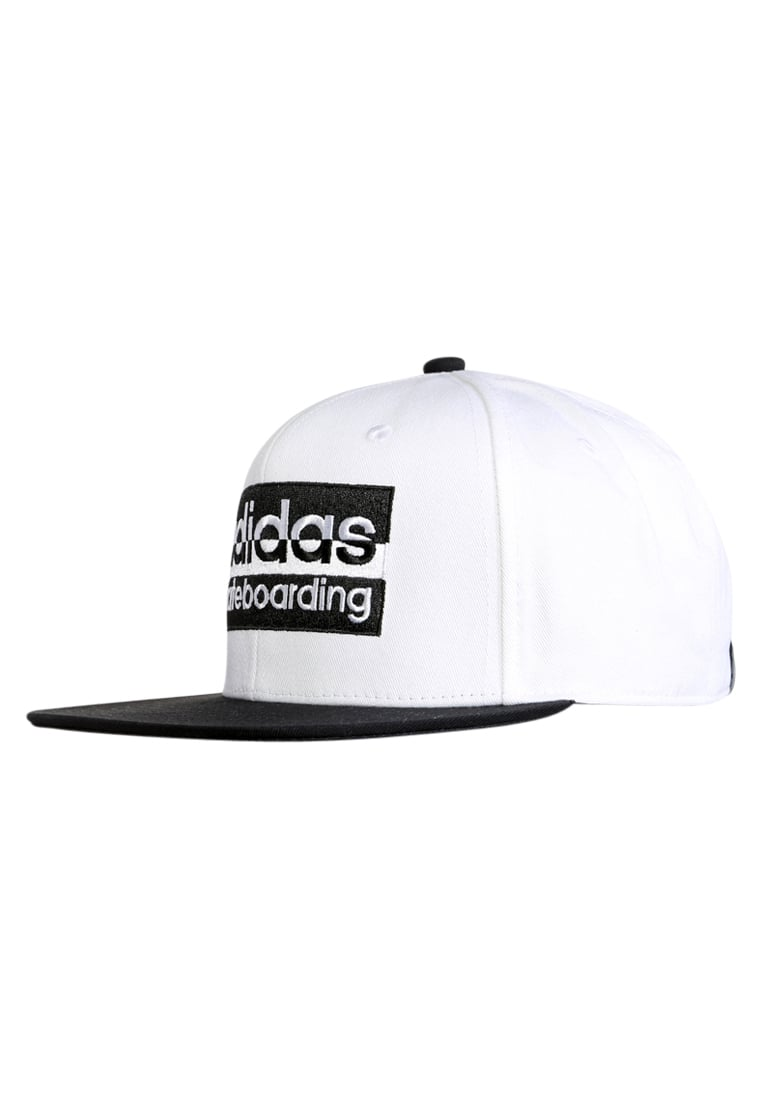 adidas Originals Czapka z daszkiem white/black - MKV53