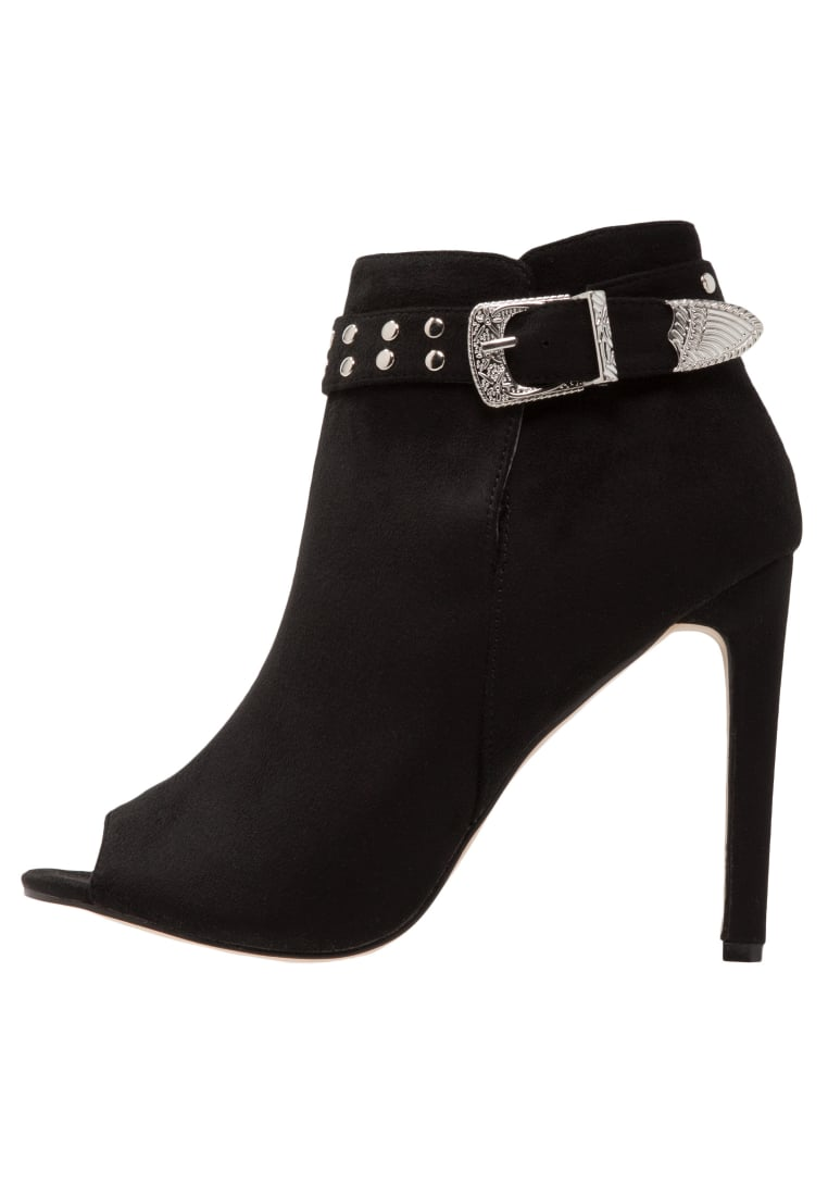 Missguided Ankle boot black - 10047206