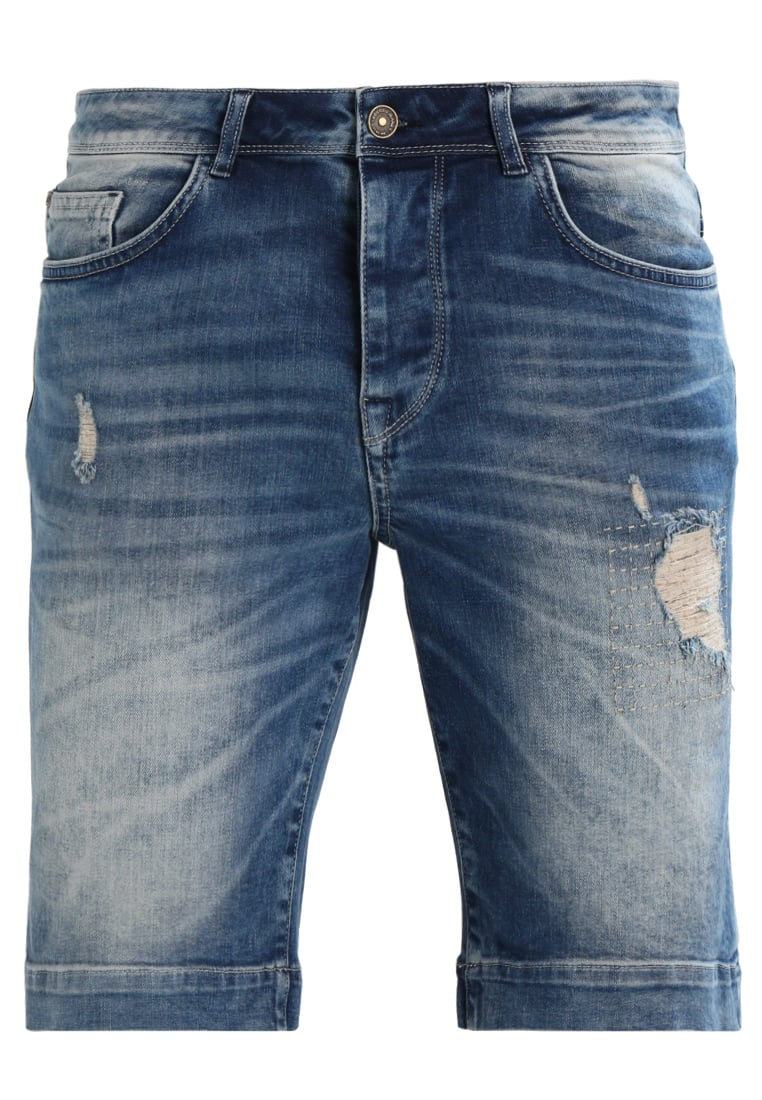 BONOBO Jeans BERMBROWESH Szorty jeansowe denim dirty - BERMBROWESH