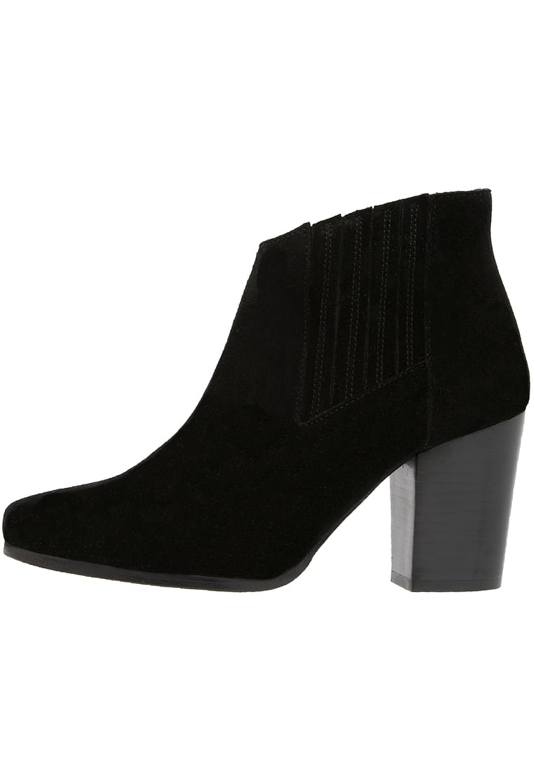 Bianco Ankle boot black - 26-48864