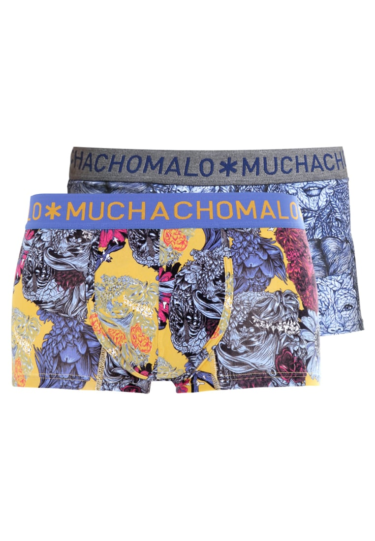 MUCHACHOMALO LEAF 2 PACK Panty multicolor - 3020LEAFX04