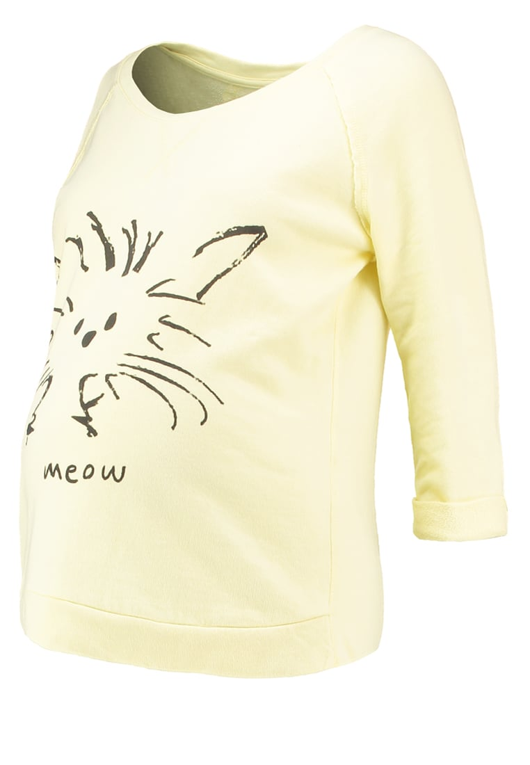 Queen Mum Bluza yellow - Aimee