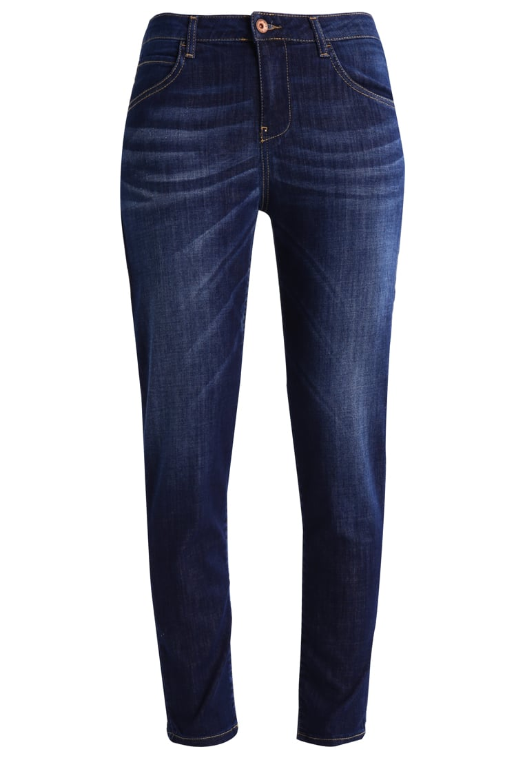 Benetton Jeansy Relaxed fit denim blue - 4BPS572U5