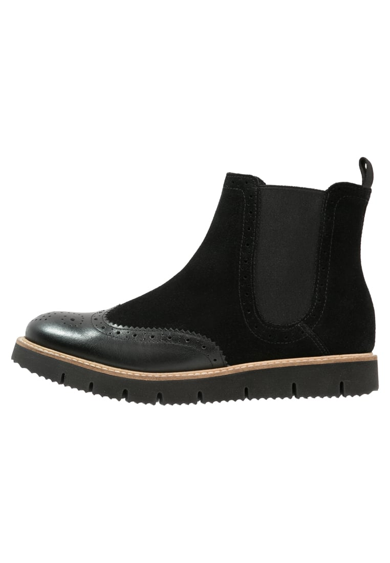 Zign Ankle boot black - 14016