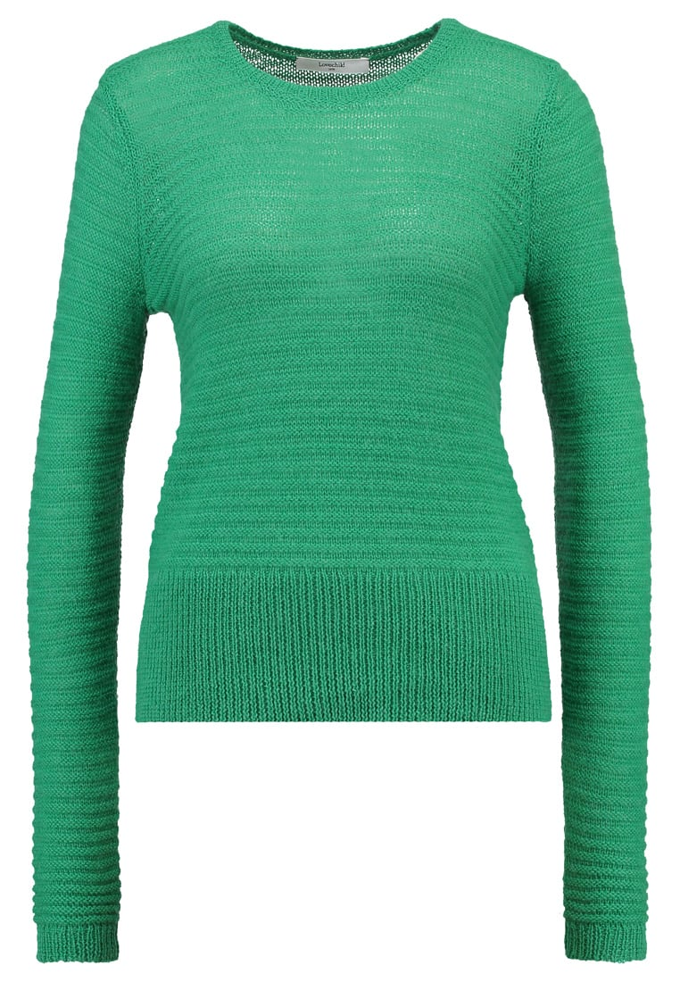 Lovechild HALLEY Sweter leprechaun green - 403.7113