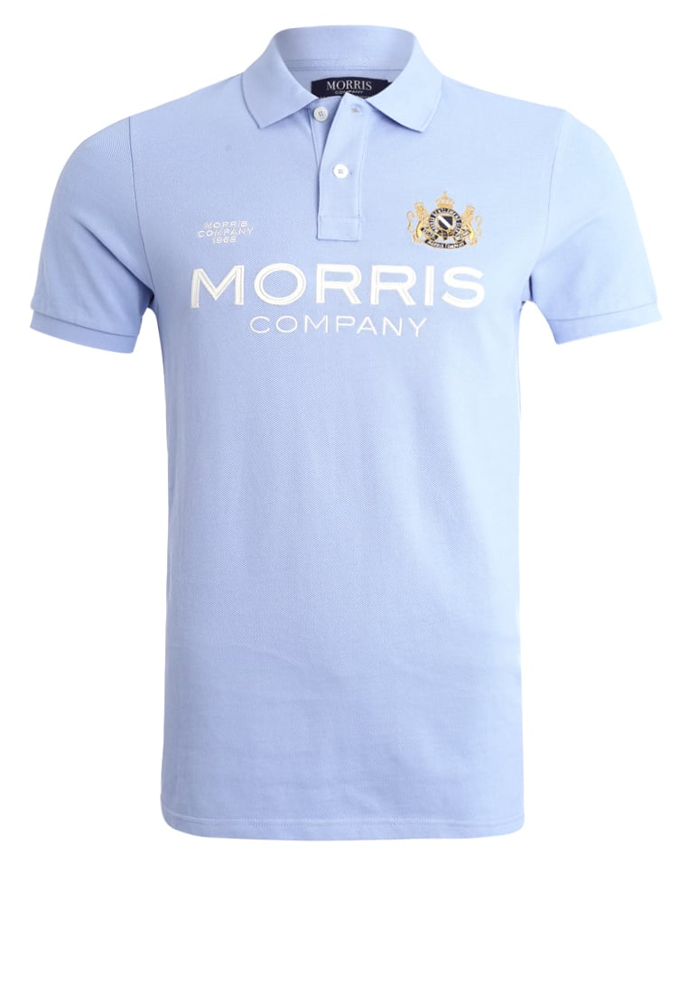 Morris BRIT Koszulka polo light blue - 30011010