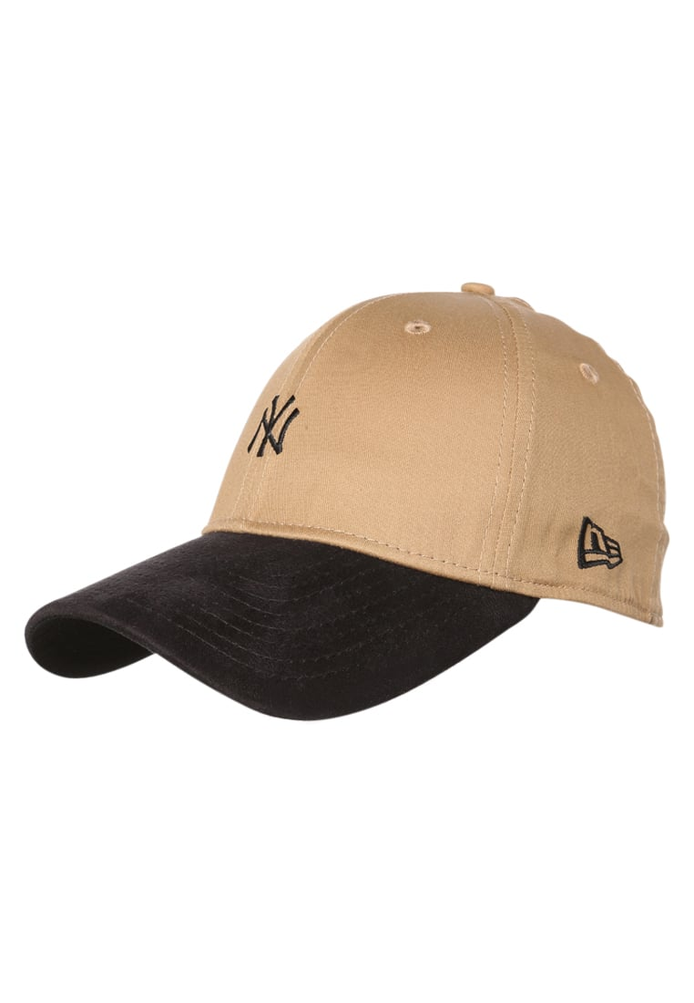 New Era 39THIRTY Czapka z daszkiem light brown/black - 80371428