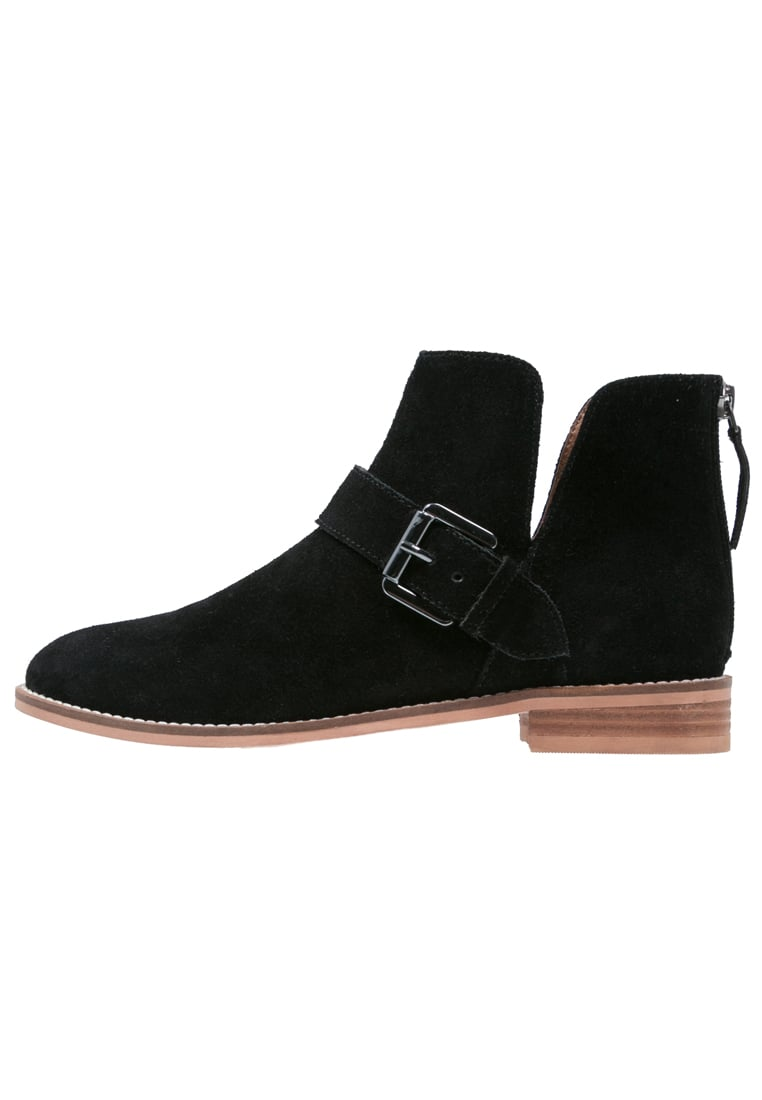 Bianco Ankle boot black - 27-49263