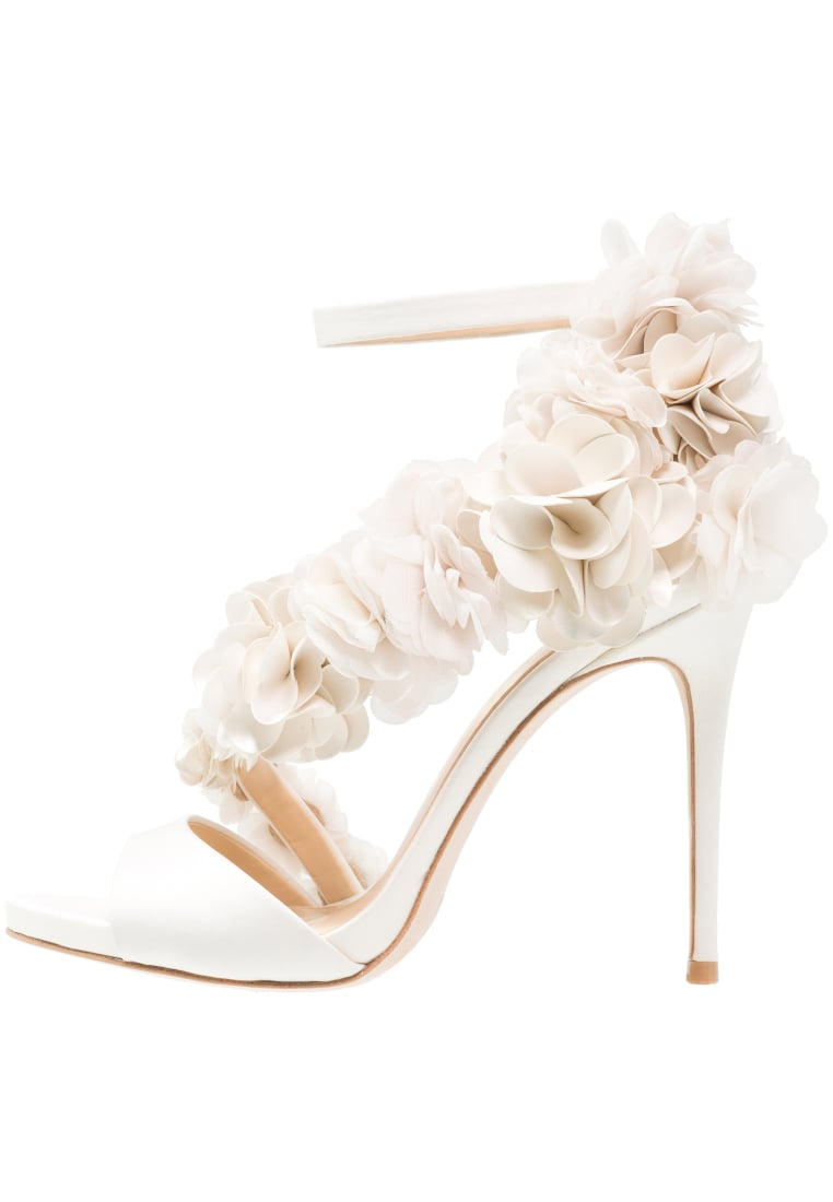 Imagine Vince Camuto DAPHNE Sandały na obcasie ivory deluxe - Daphne