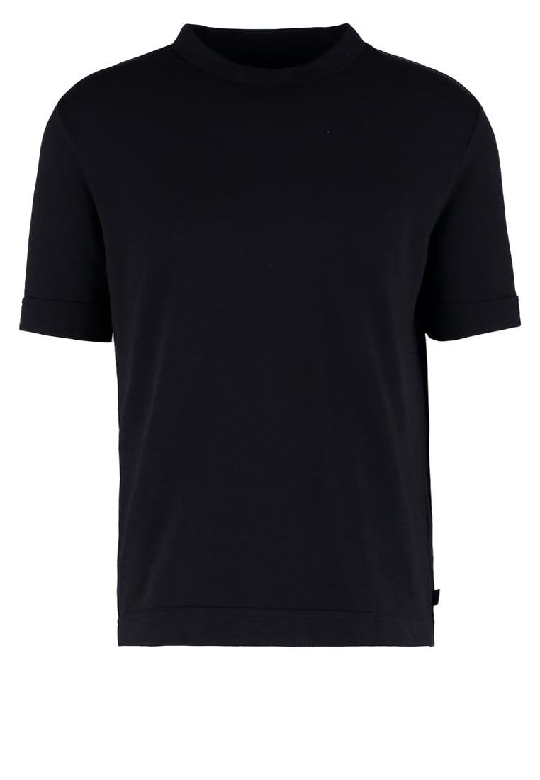 Tiger of Sweden Jeans BEEFY Tshirt basic black - W62253001