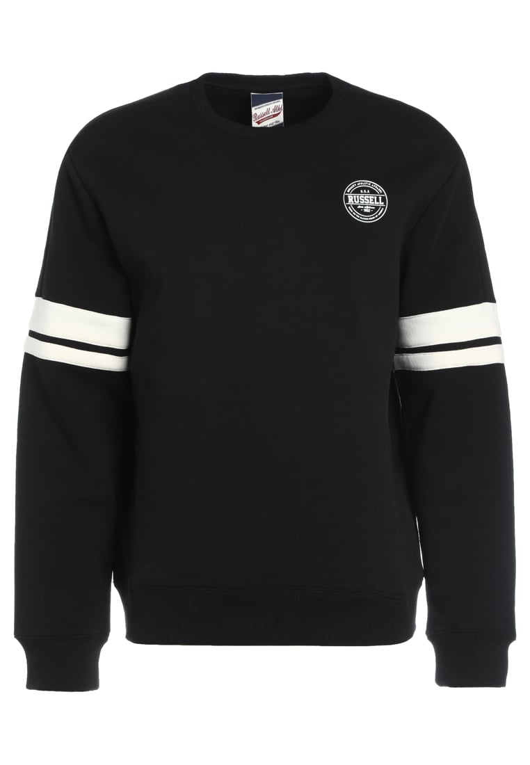 Russell Athletic HIGH DENSITY Bluza black - A7-025-2