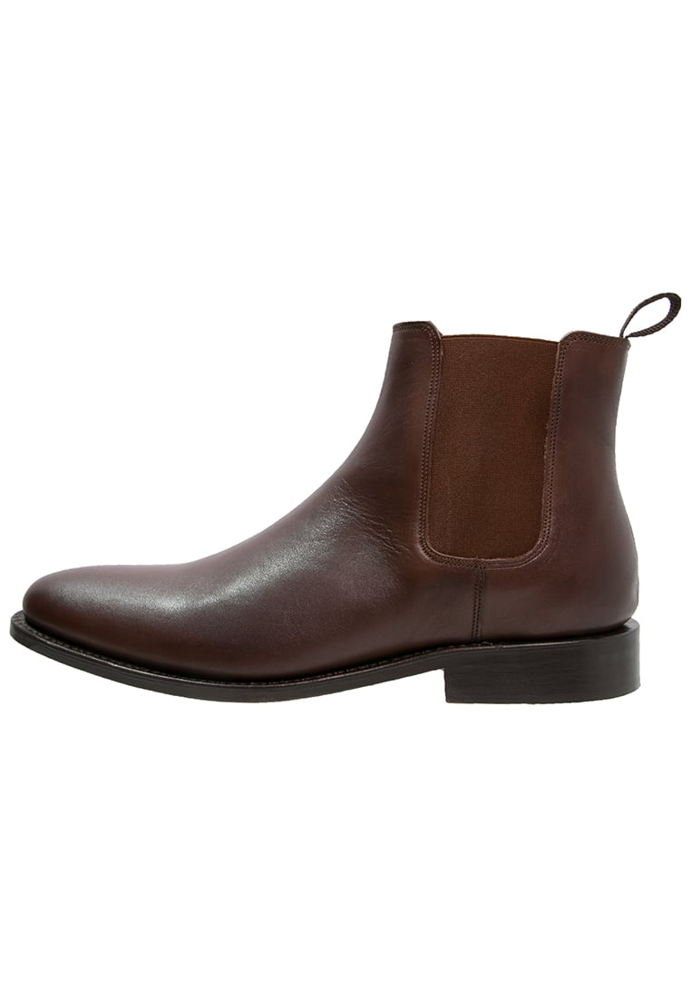 Peralston Botki brown - PE-CB-01 CHELSEA BOOT  Smooth Leather
