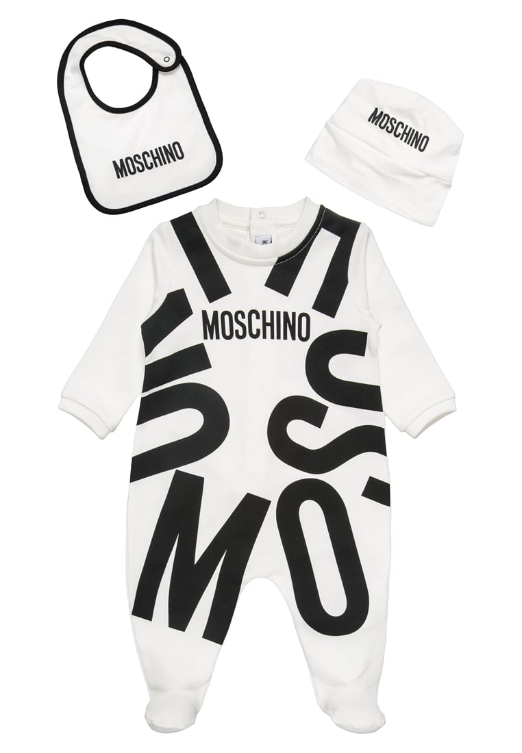MOSCHINO SET Czapka cloud - MUY00N-LDA01