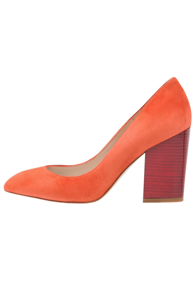 Karen Millen ALMOND Czółenka orange - FA065