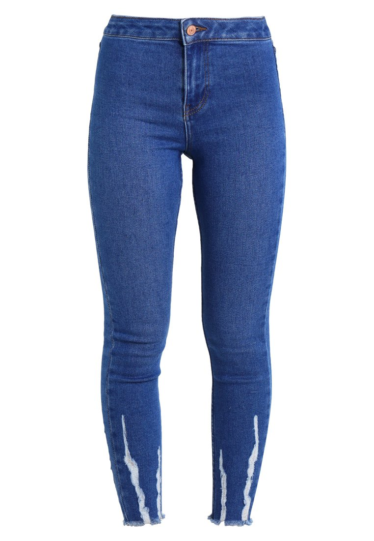 New Look Petite BRIGHT CRANBERRY DISCO Jeans Skinny Fit blue - 5535240