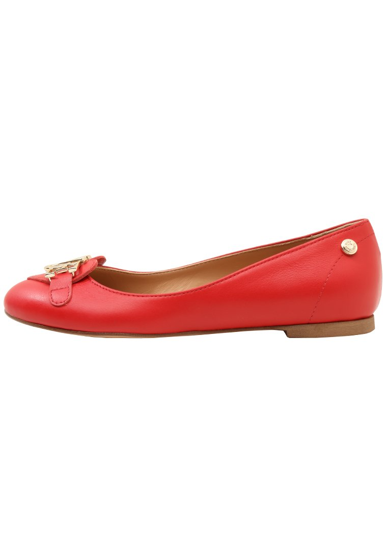 Love Moschino Baleriny red