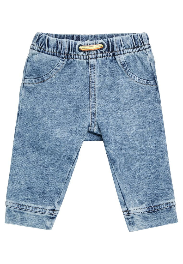 Benetton Jeansy Relaxed fit blue - 4BAY5559E