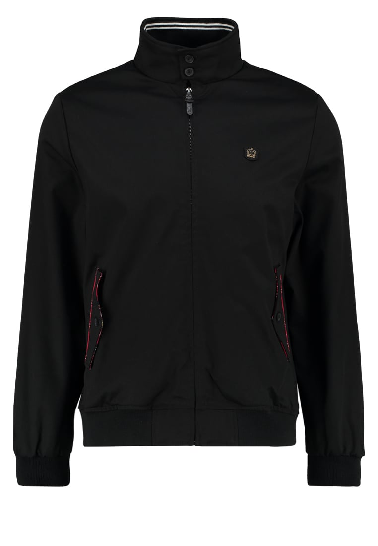 Merc FIFTY Kurtka Bomber black - 1117105
