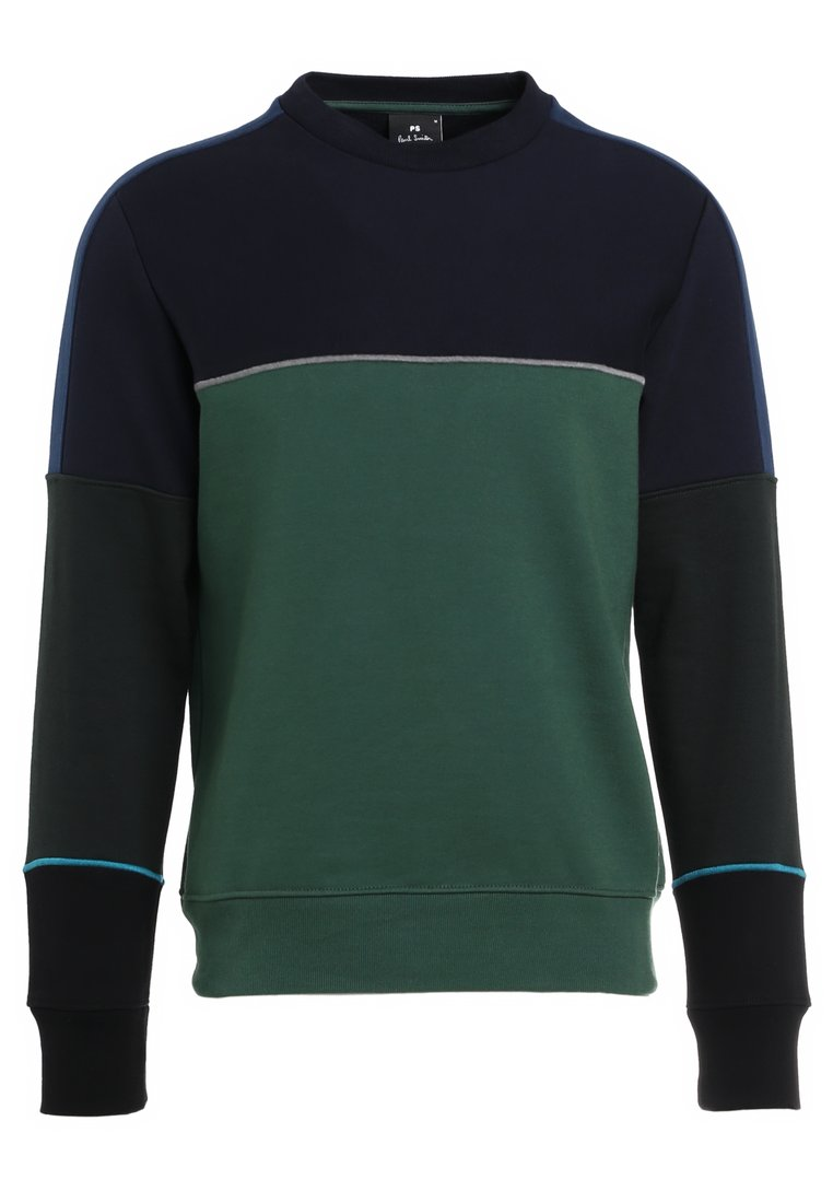 PS by Paul Smith Bluza dark green - PUPD/993R/733M