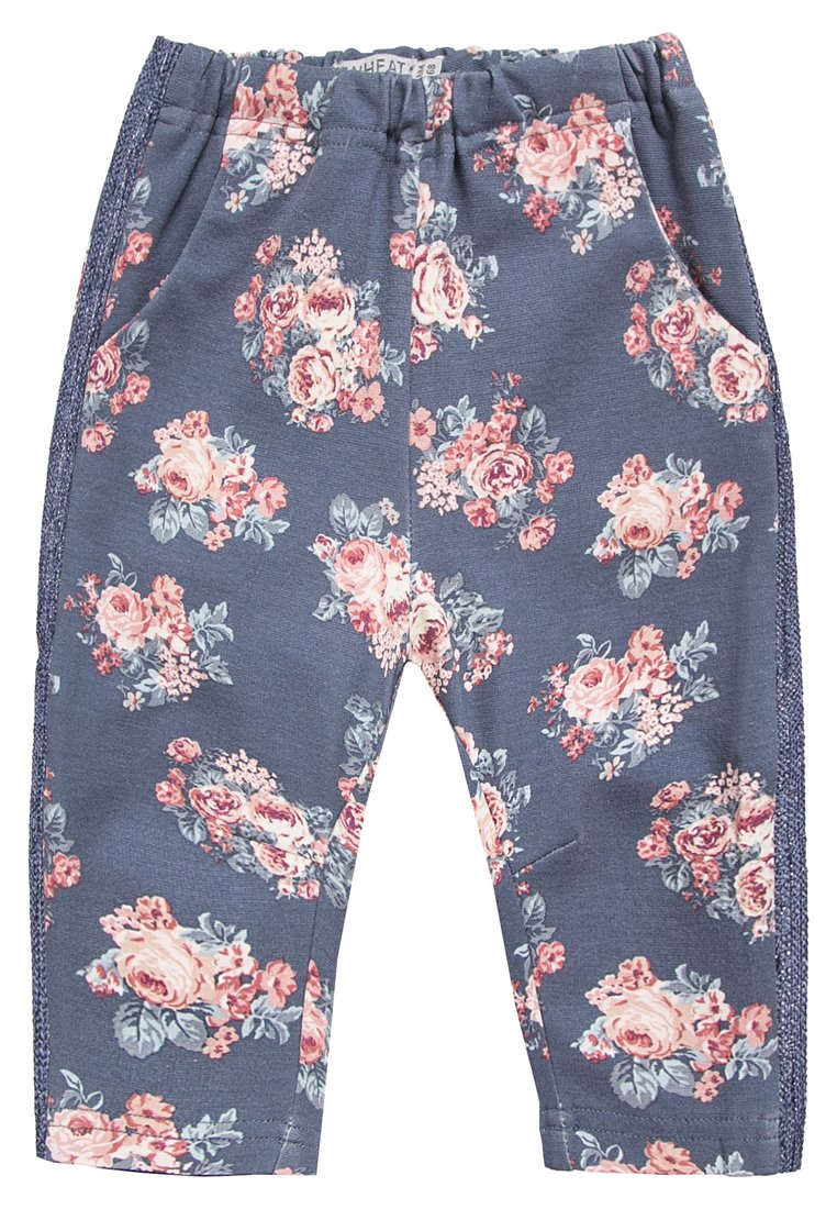 Wheat BABY TROUSERS EMMA Spodnie materiałowe grisaille - 4862-649
