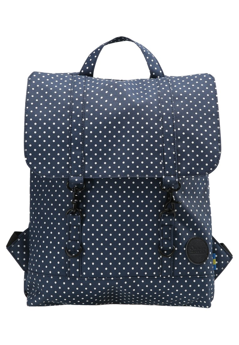Enter CITY BACKPACK MINI Plecak navy/white - S18LC1905_87