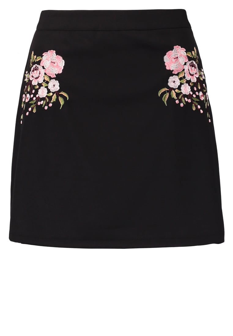 Fashion Union ANGUS Spódnica mini black - YLW064