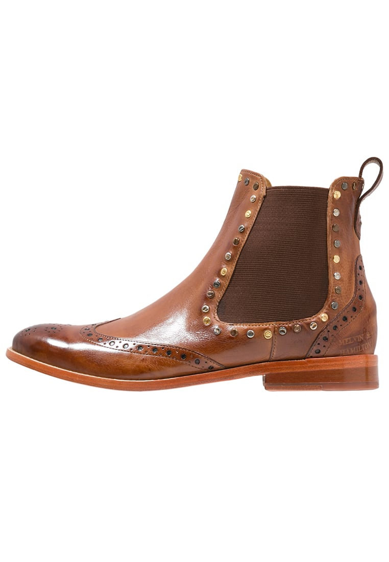 Melvin & Hamilton AMELIE 5 Ankle boot milano tan/mid brown - Amelie 5