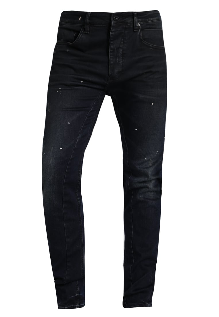 Cristiano Ronaldo CR7 Jeansy Slim Fit navy resin - Type T
