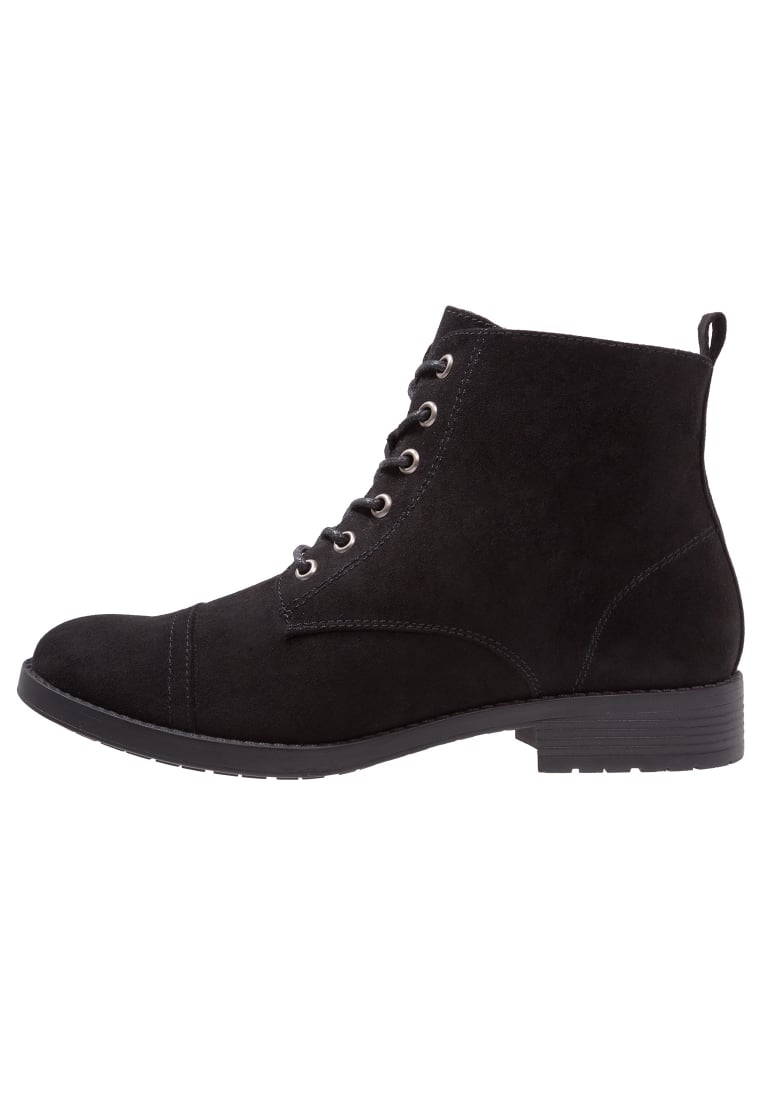 Anna Field Ankle boot black - BUNGALOW-100