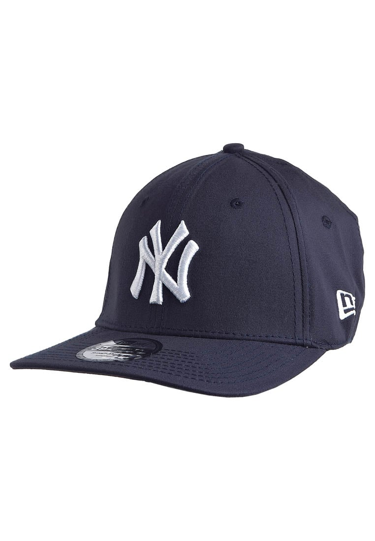 New Era 39 THIRTY CLASSIC NEW YORK YANKEES Czapka z daszkiem navy/white - 10145636-navy-white