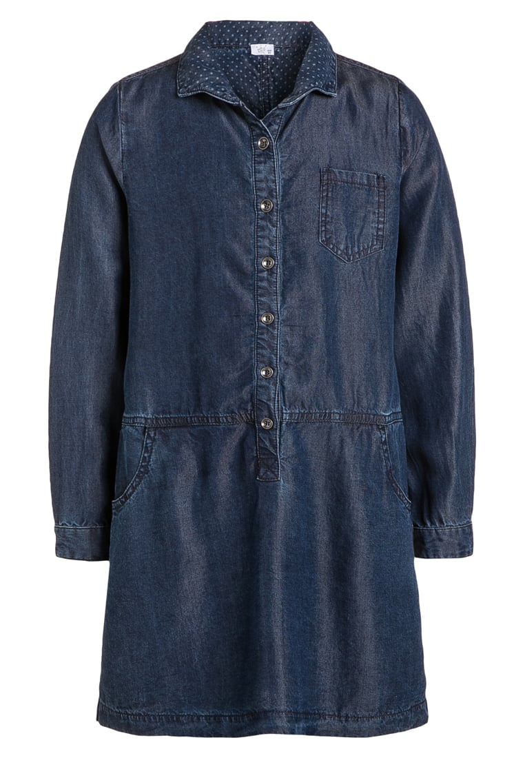 Königsmühle LITTLE SWEETHEART Sukienka jeansowa light blue denim - 1690458