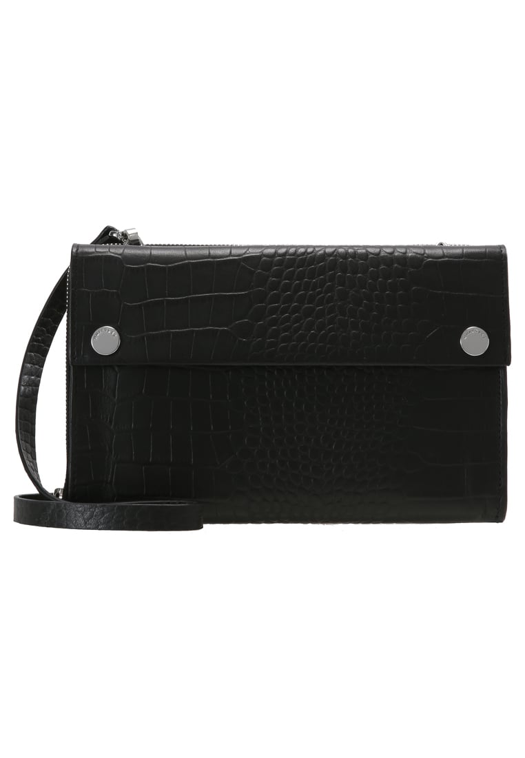 Whistles AUBERY Torba na ramię black - AUBERY CROSS BODY BAG