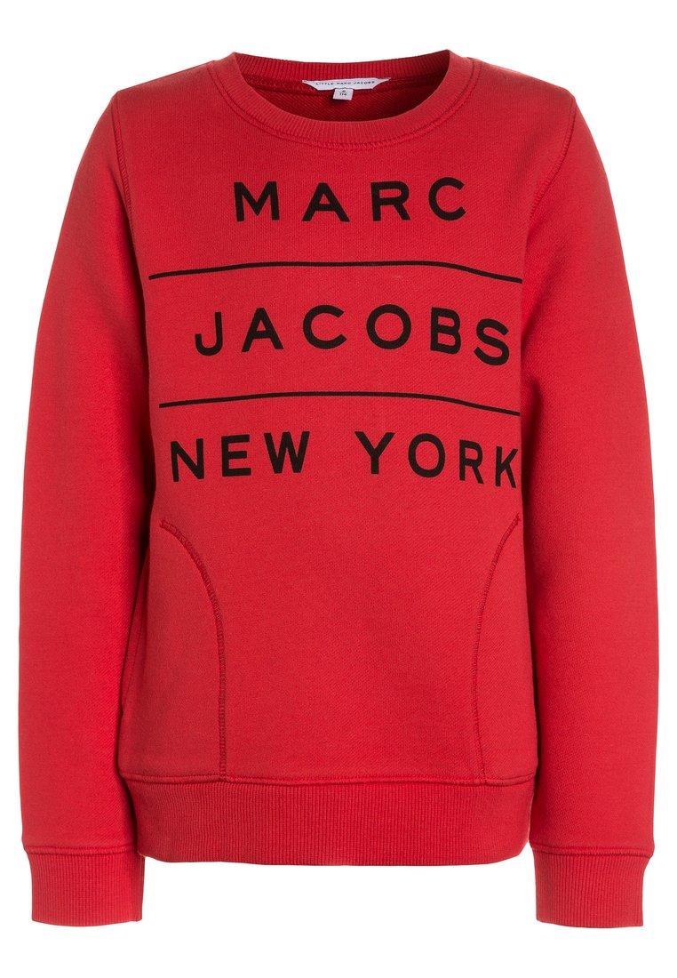 Little Marc Jacobs Bluza red - W25312