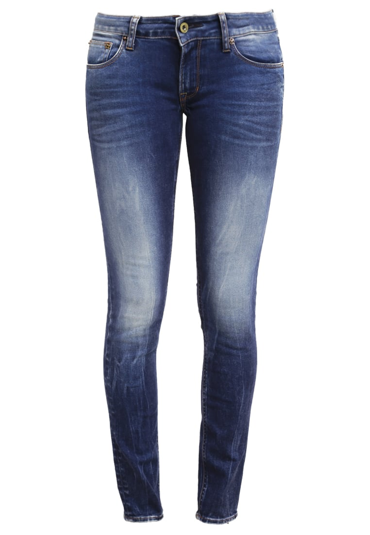 Gsus THE ROSA Jeansy Slim fit medium heay used - G160701019