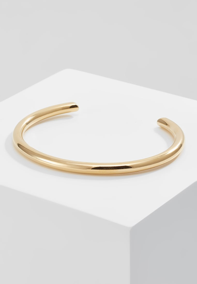 Elizabeth and James OBI BANGLE Bransoletka goldcoloured - 8B6682AV-WHTPZ