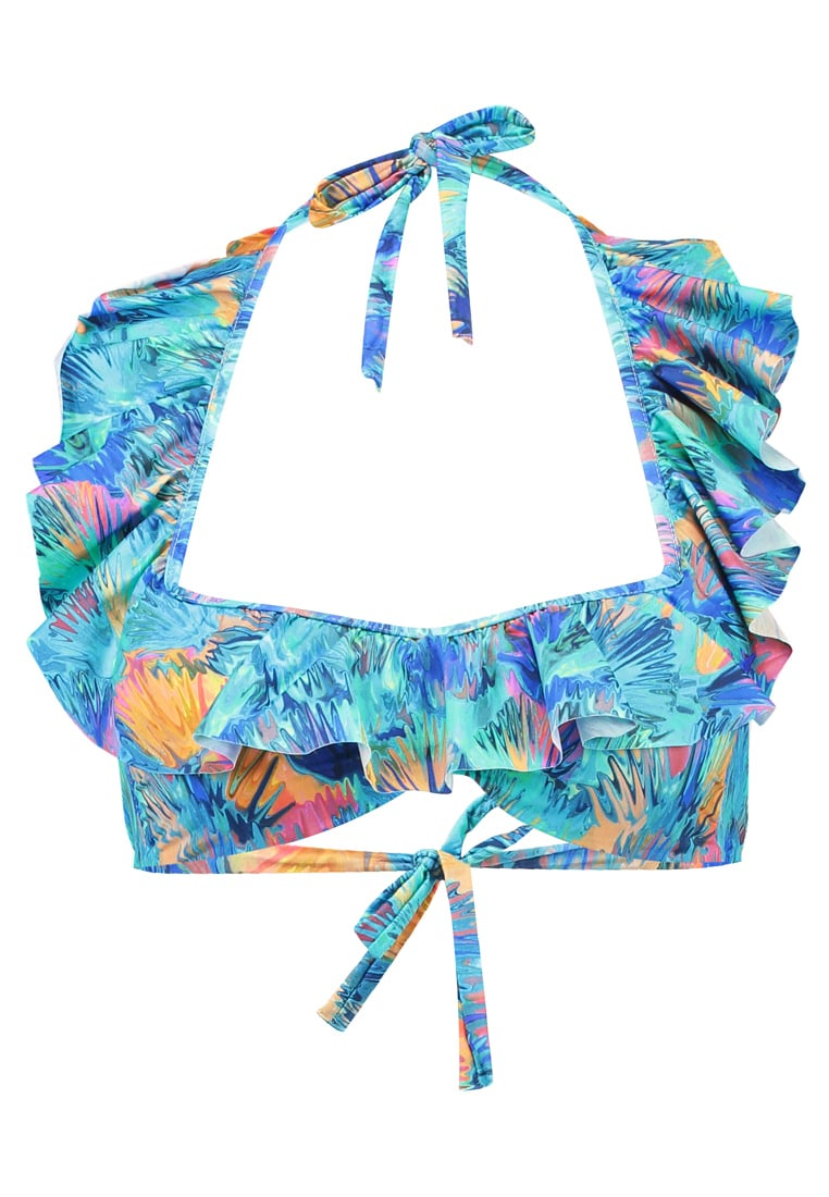 SAHA CONNECTION Góra od bikini multicolored - 17T10