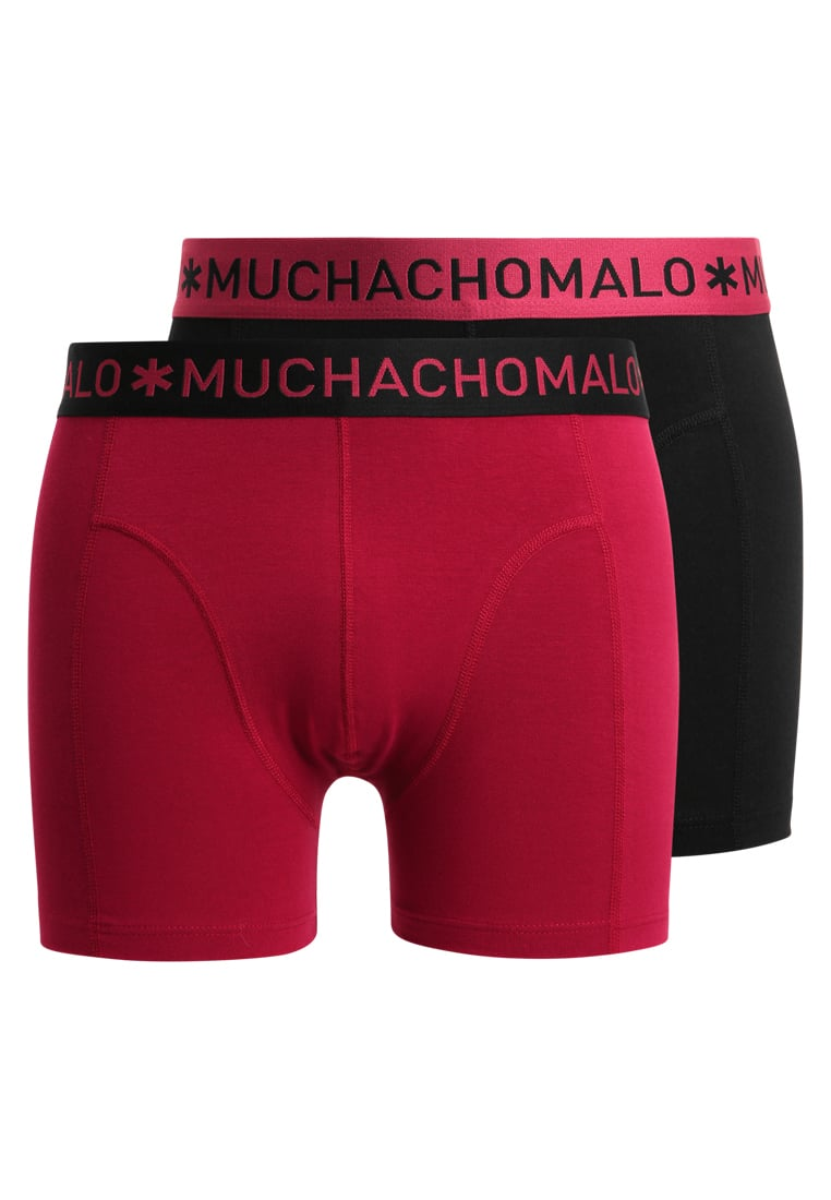 MUCHACHOMALO SHORT SOLID 2 PACK Panty multicolor - 1010SOLID193