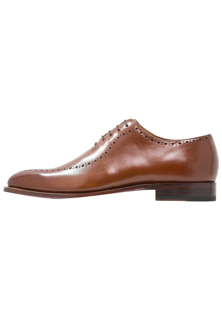 Gordon and Bros MILAN Eleganckie buty brown - 5256