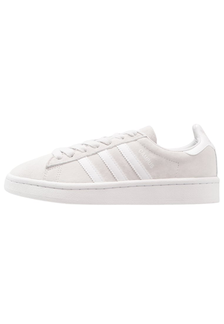 adidas Originals CAMPUS Tenisówki i Trampki grey one/white - CEF63