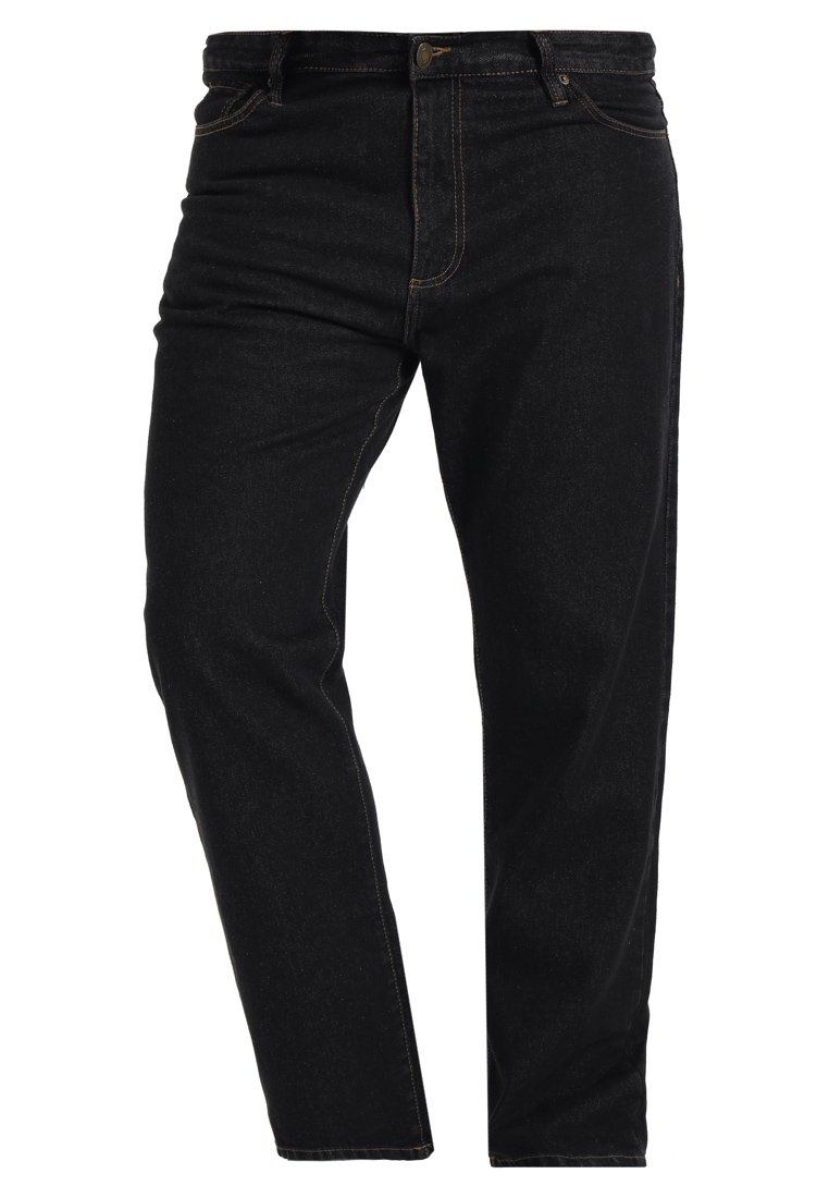 BAD RHINO BASIC Jeansy Relaxed Fit black - 110339